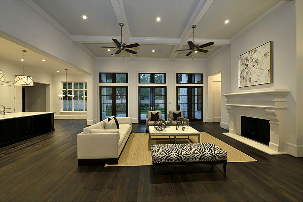 Custom home great rooms design by jeff paul custom homes for Great rooms com